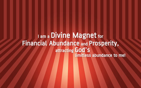 Post image for Abundance Wallpaper – Divine Magnet